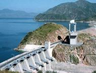 Tarbaila dam auxiliary spillways opens to discharge extra water