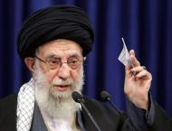 Iranian Supreme Leader Accuses US of Breaking Promise to Remove S ..