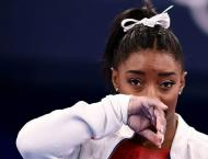 Biles in second pull-out as mental struggles laid bare at Tokyo O ..
