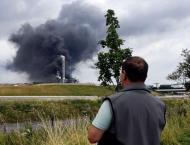 'No hope' for five missing after German chemical blast