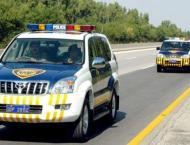Traffic laws' enforcement  prime duties of  Motorway Police