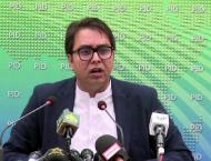 PTI clinches highest seats in AJK elections: Shahbaz Gill