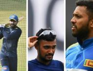 Sri Lanka bans three Test players for one year over covid breach ..