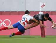 New Zealand win women's Olympic rugby sevens gold