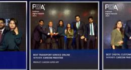 Careem bags three awards including 'Most Innovated App' at Pakistan Digital Awards '21