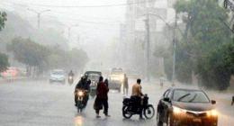 PDMA issues rains alert at KP