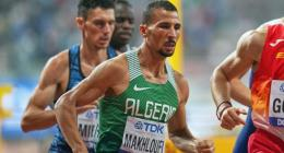 Former Olympic 1500m champion Makhloufi out of Tokyo Games