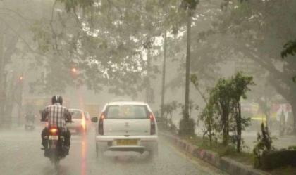 More rain-wind thunderstorm at isolated places in upper KP, Kashmir, GB