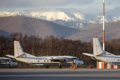 An-26 Passenger Plane Crashes in Russia's Kamchatka, Killing All 28 People on Board