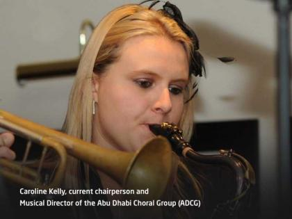 44-year old Abu Dhabi's music group cherishes cultural legacy of UAE's initial years