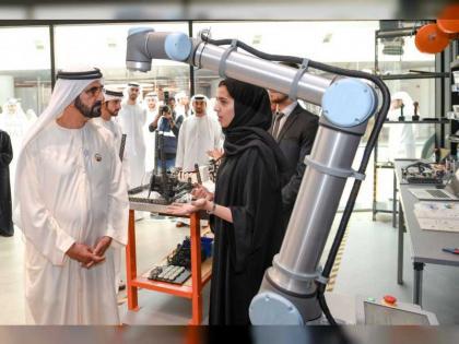 National Program for Coders, a new step towards building our digital economy: Mohammed bin Rashid
