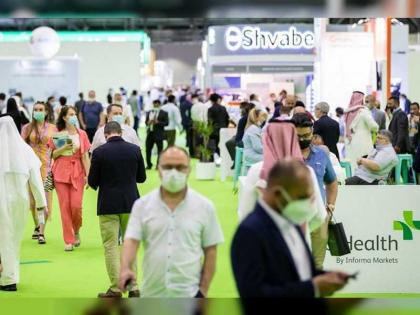 Arab Health and Medlab Middle East generates over AED767-mn deals in four days