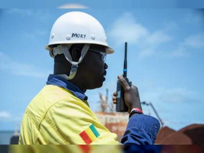 EGA marks 100th shipload of bauxite exported from Guinea since GAC start-up