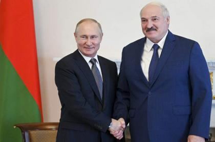 Belarus, Russia to Develop Joint Plan to Counter Western Sanctions - Minsk