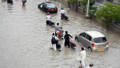 Faisalabad receives 29 mm rain