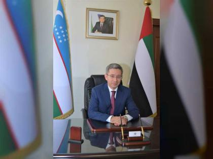 'Central and South Asia connectivity' will help improve trade with Gulf, especially UAE: Uzbek envoy