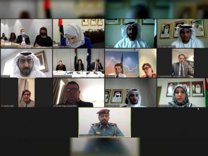 اللجنة القنصلية الإماراتية الأسترالية تعقد دورتها الثامنة عن بعد