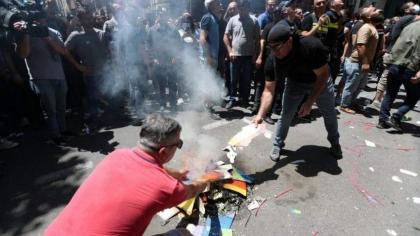 Georgia Detains Another 2 People for Violence at Anti-LGBT Rally - Interior Ministry