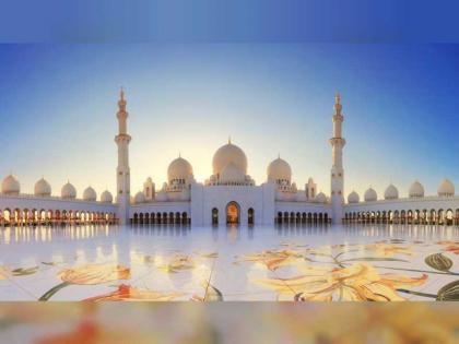 Sheikh Zayed Grand Mosque in Abu Dhabi receives 235,700 worshippers, visitors in H1 2021