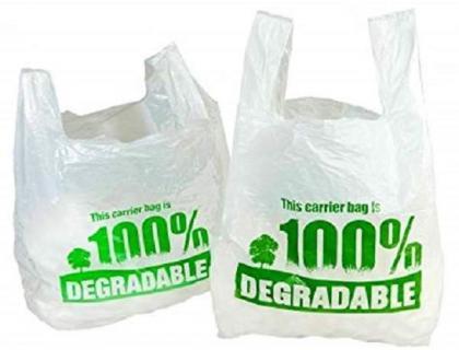 FWMC distributes bio-degradable bags among citizens