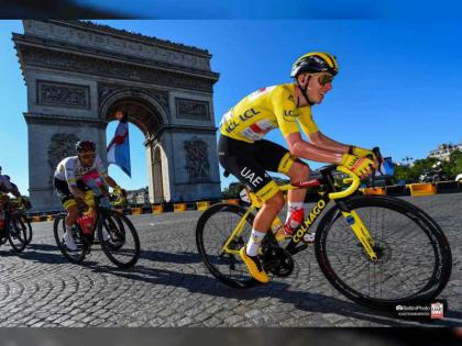 UAE Team Emirates wins Tour de France for 2nd consecutive year