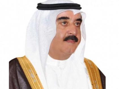Umm Al Qaiwain Ruler sends Eid Al Adha greetings to UAE leaders