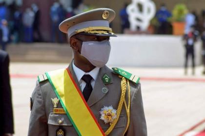 Stabbing attempt on Mali interim president