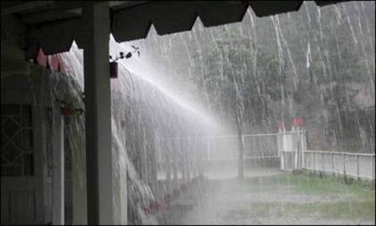 Faisalabad receives 92 mm rain