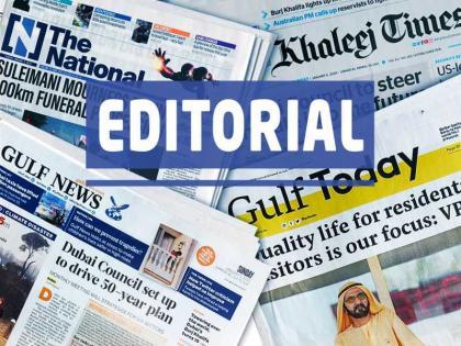 UAE Press: Tokyo Olympics: Moving forward, united by emotion