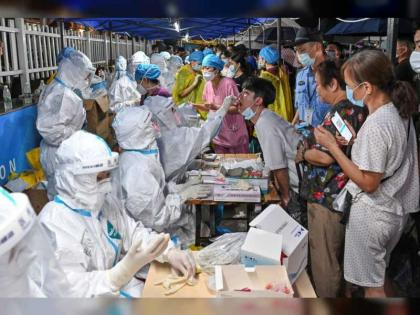 China reports 32 new COVID-19 cases vs 35 a day earlier