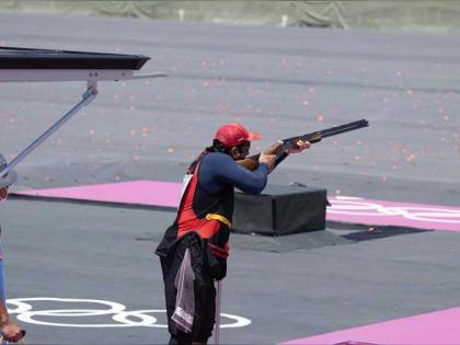 Bin Futais scores 70 points on first day of Tokyo Olympic Games' skeet competition
