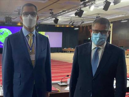 UAE asserts strong climate action equals strong economic growth at high-level pre-COP26 climate talks in UK