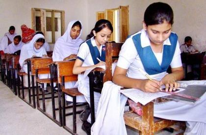 9th, 11th grades examination start across KP
