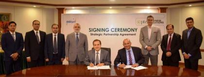 PTCL & PAKSAT partner for indigenization & delivery of Satellite Services in Pakistan & region