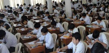BISE Larkana caught 132 students red-handed using unfair means in exams