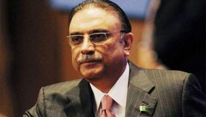 Zardari seeks exemption from hearing on medical grounds