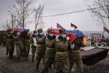 Three Armenian soldiers killed in clash with Azerbaijan: Yerevan