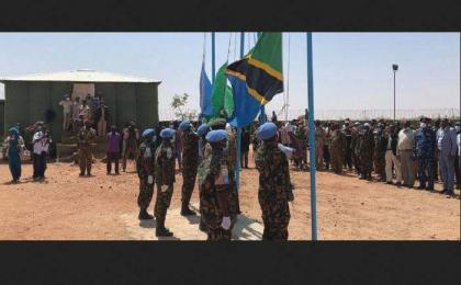 UN-African Union peacekeeping mission in Darfur in final shutdown phase