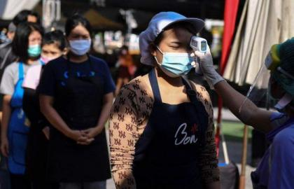 Thailand reports new daily record of 16,533 COVID-19 cases