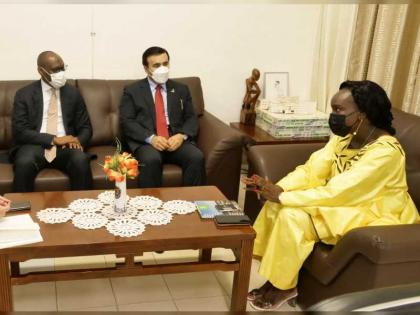 Guinea Bissau President receives Inspector General of Ministry of Interior