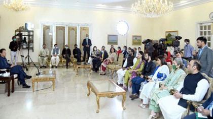 Pakistan's future economic policies depend on Afghan peace: PM