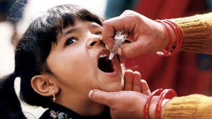 Sub-national polio immunization drive to start from Aug 2