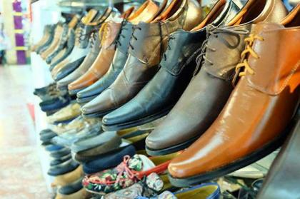 Canvas Footwear exports witnessed record increase 31.61%