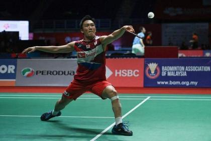 Danish badminton ace Axelsen backs Momota to bounce back