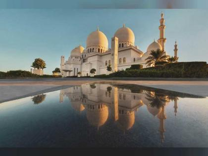 Sheikh Zayed Grand Mosque in Abu Dhabi receives 11,614 worshippers and visitors during Eid Al Adha break