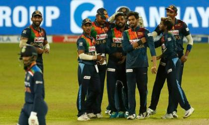 Birthday boy Hasaranga stars as Sri Lanka clinch T20 series 2-1