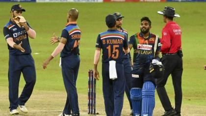 Cricket: Sri Lanka v India 3rd T20 scoreboard