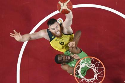 Australia's triple Olympian Aron Baynes ruled out of Tokyo Games due to neck injury