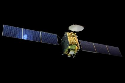 World's first re-progammable commercial satellite set to launch