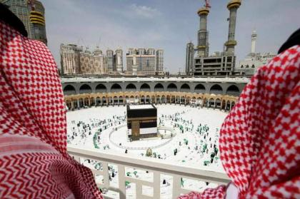 Grand Mosque expansion works resume after Hajj